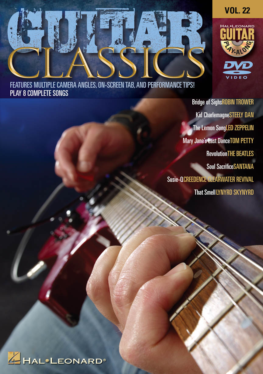Product Cover for Guitar Classics