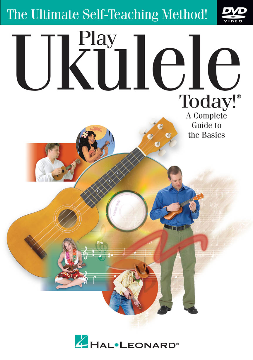 Product Cover for Play Ukulele Today!