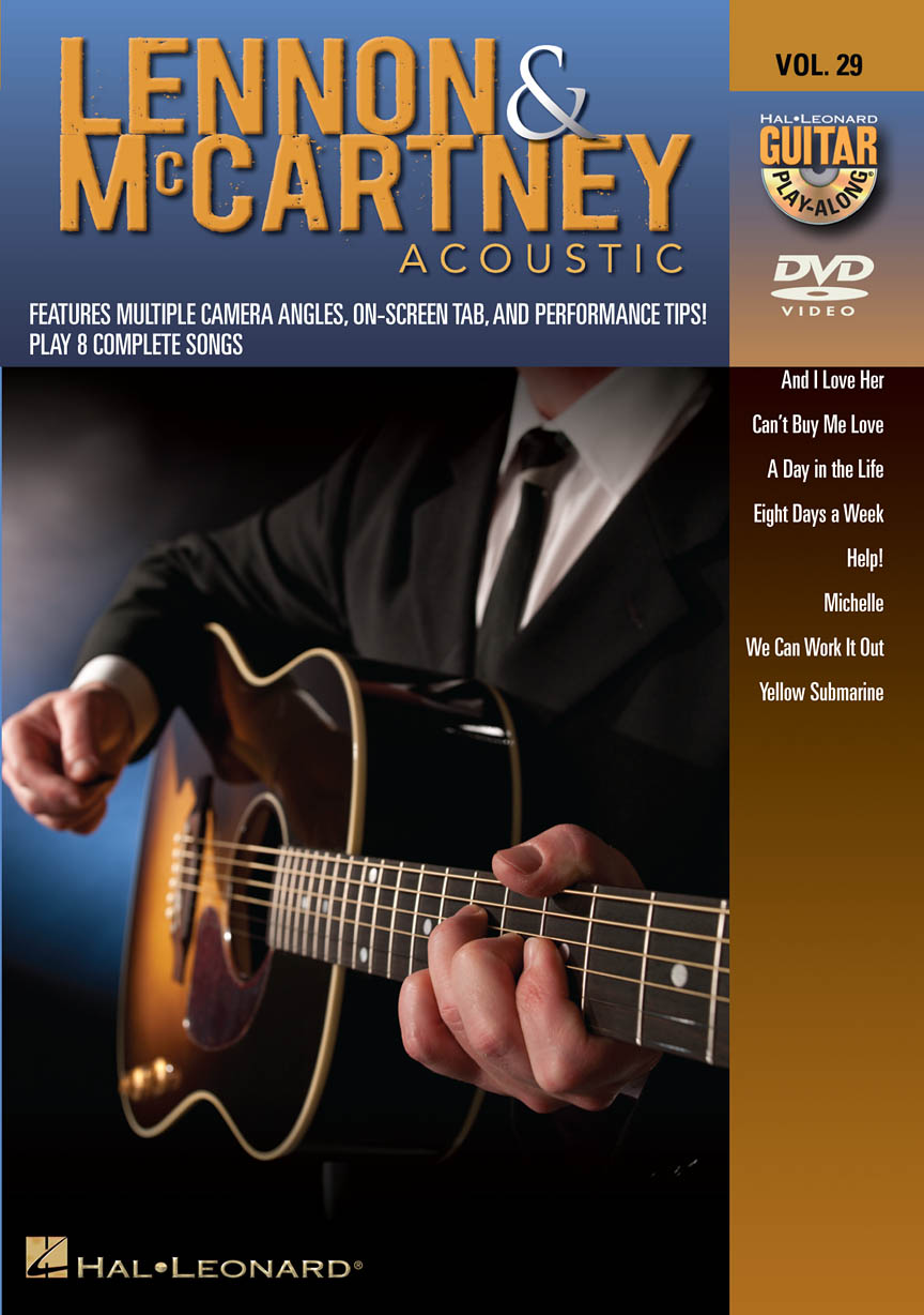 Product Cover for Lennon & McCartney Acoustic