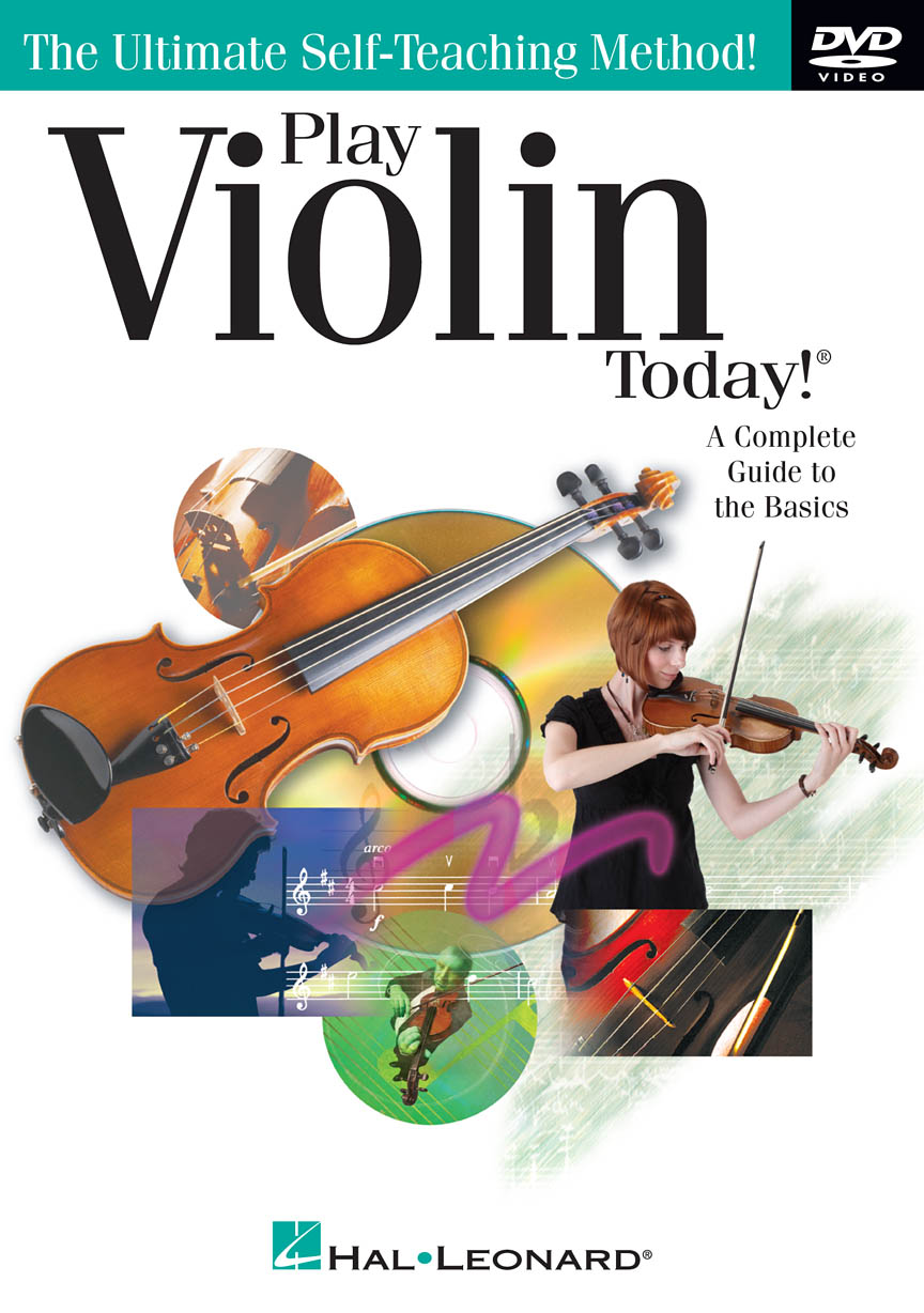 Product Cover for Play Violin Today!