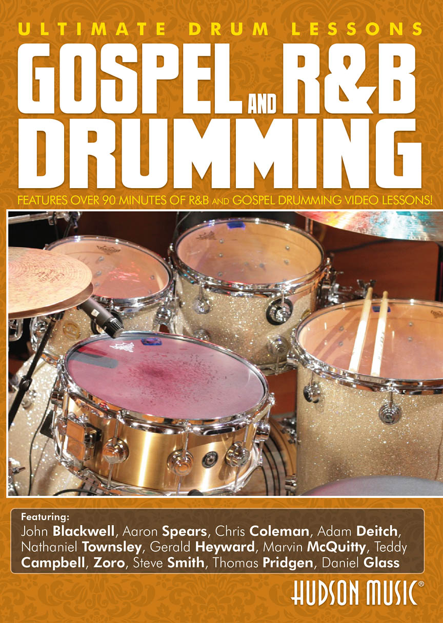 Gospel and R&B Drumming