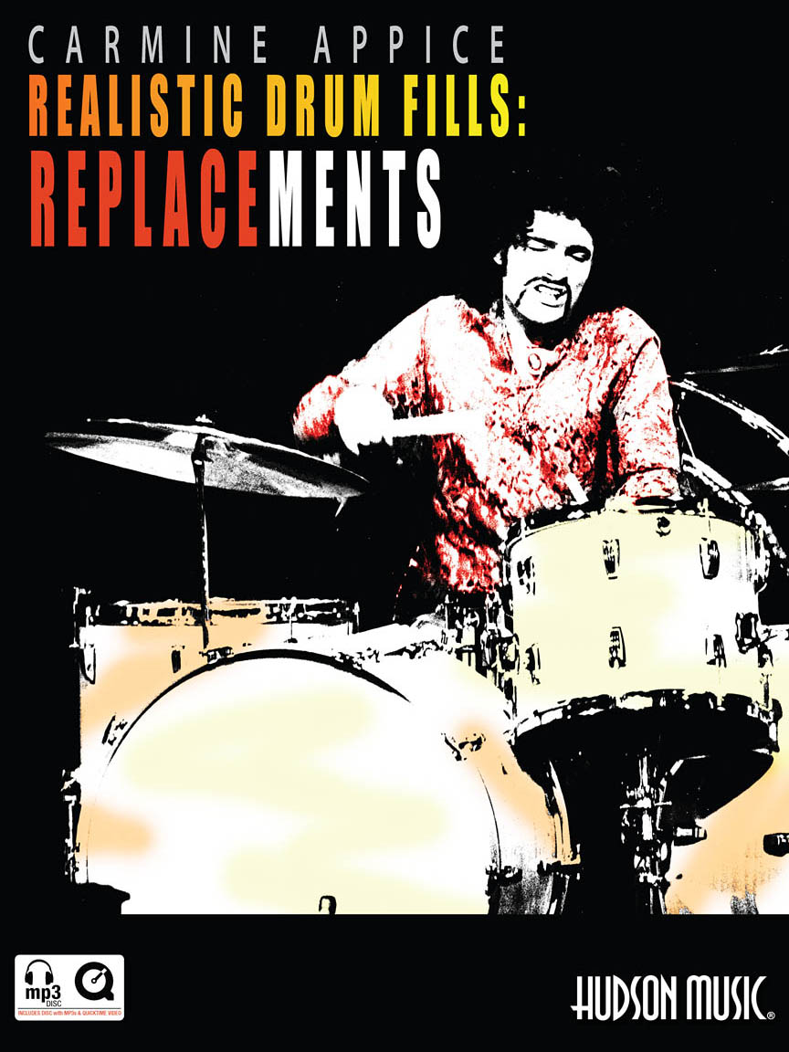 Carmine Appice – Realistic Drum Fills: Replacements