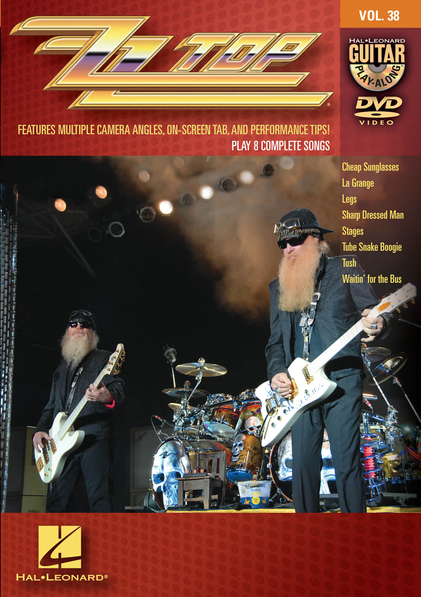 Product Cover for ZZ Top
