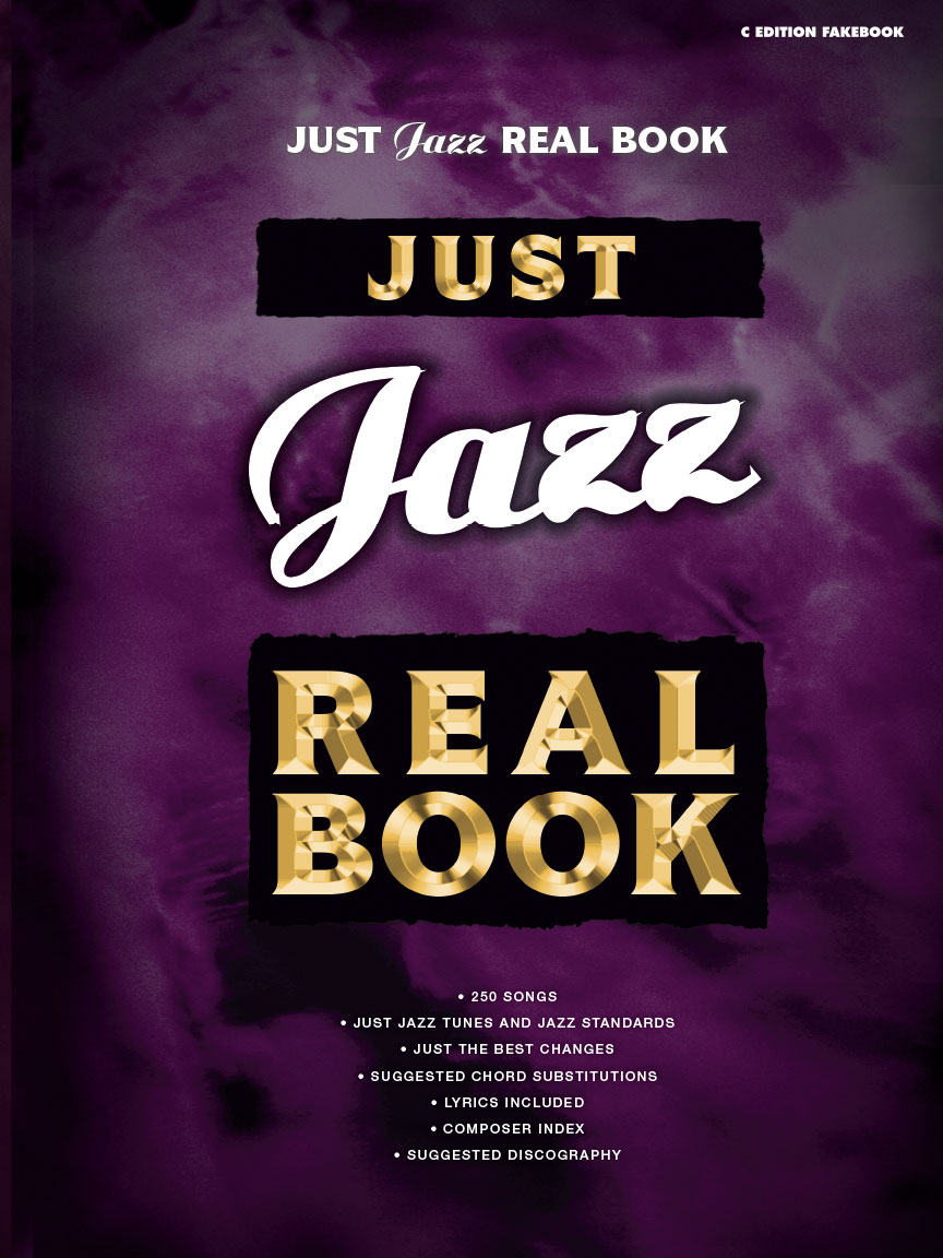 Product Cover for Just Jazz Real Book