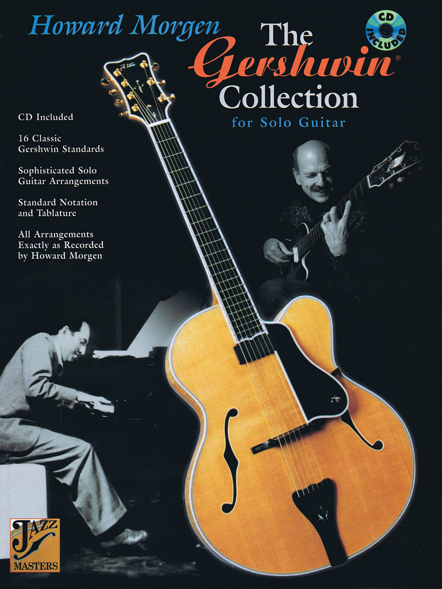 Product Cover for The Gershwin Collection for Solo Guitar
