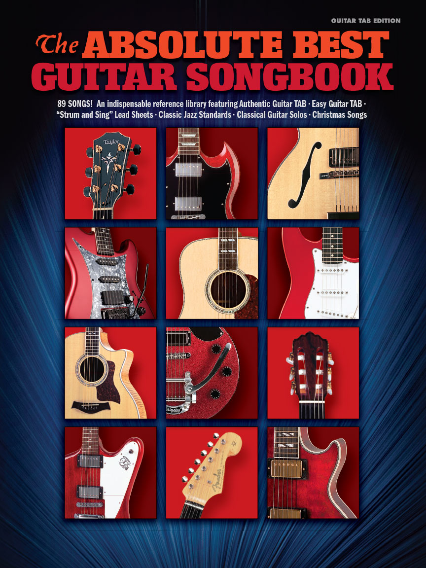 Product Cover for The Absolute Best Guitar Songbook