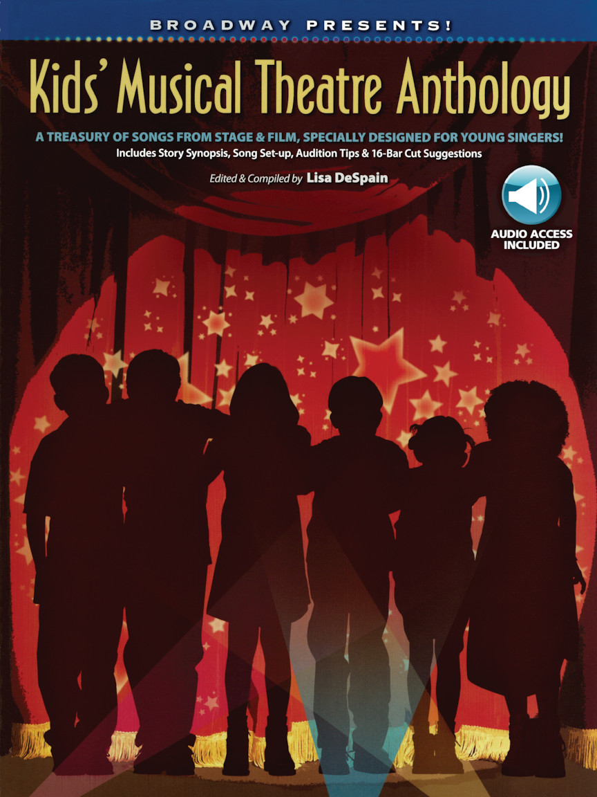 Product Cover for Broadway Presents! Kids' Musical Theatre Anthology