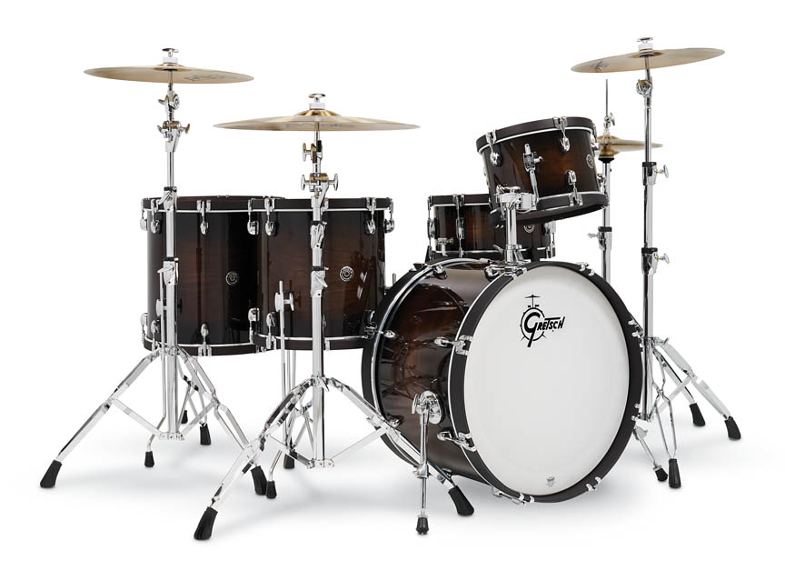 Product Cover for Catalina Special Edition (CS2) Walnut - Maple Hybrid 5-Piece Shell Pack (22/12/14/16/14SN)