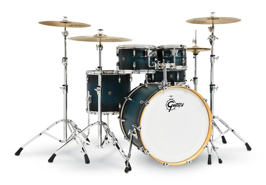 Gretsch Renown 2 5-Piece Drum Set (22/10/12/16/14sn)