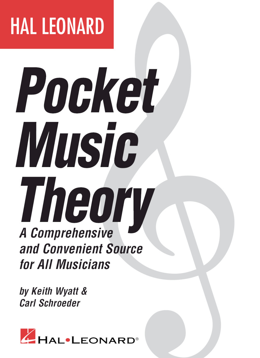 Product Cover for Hal Leonard Pocket Music Theory