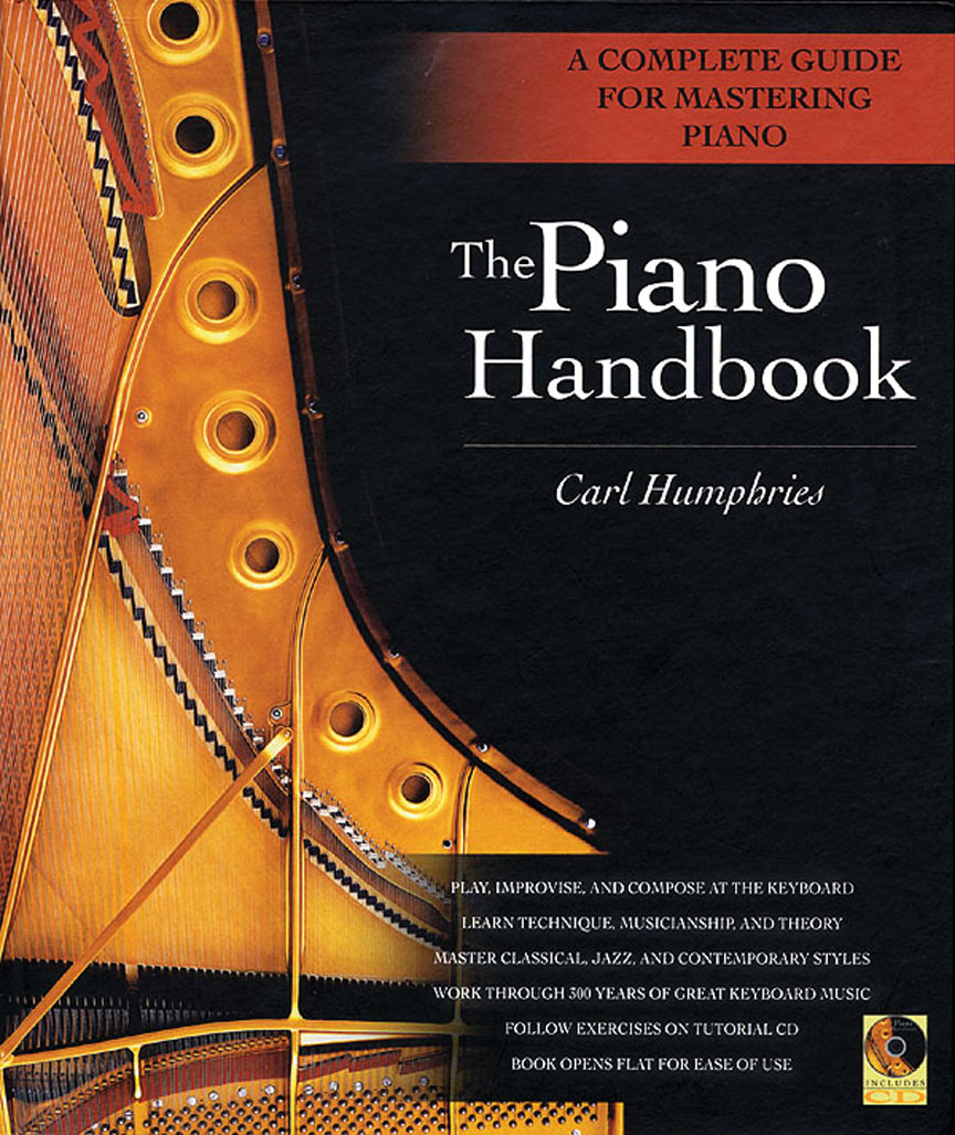 Product Cover for The Piano Handbook
