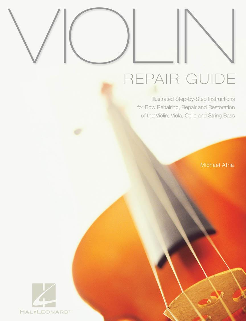 Product Cover for Violin Repair Guide