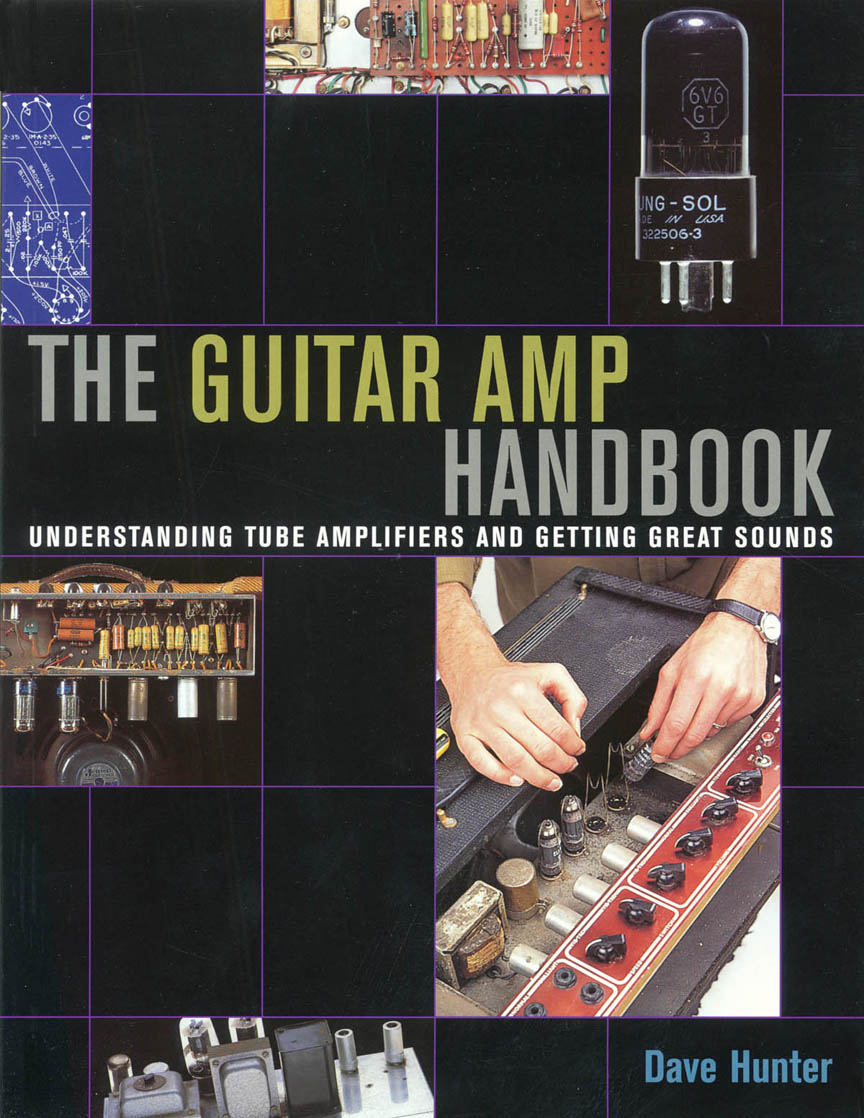 Product Cover for The Guitar Amp Handbook