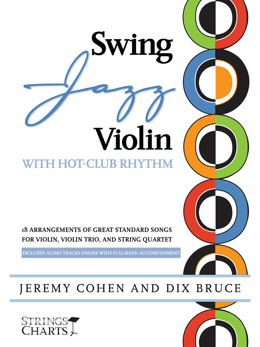 Product Cover for Swing Jazz Violin with Hot-Club Rhythm