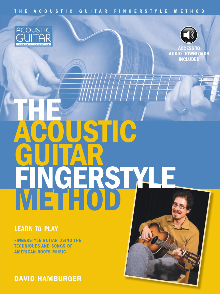 Product Cover for Acoustic Guitar Fingerstyle Method