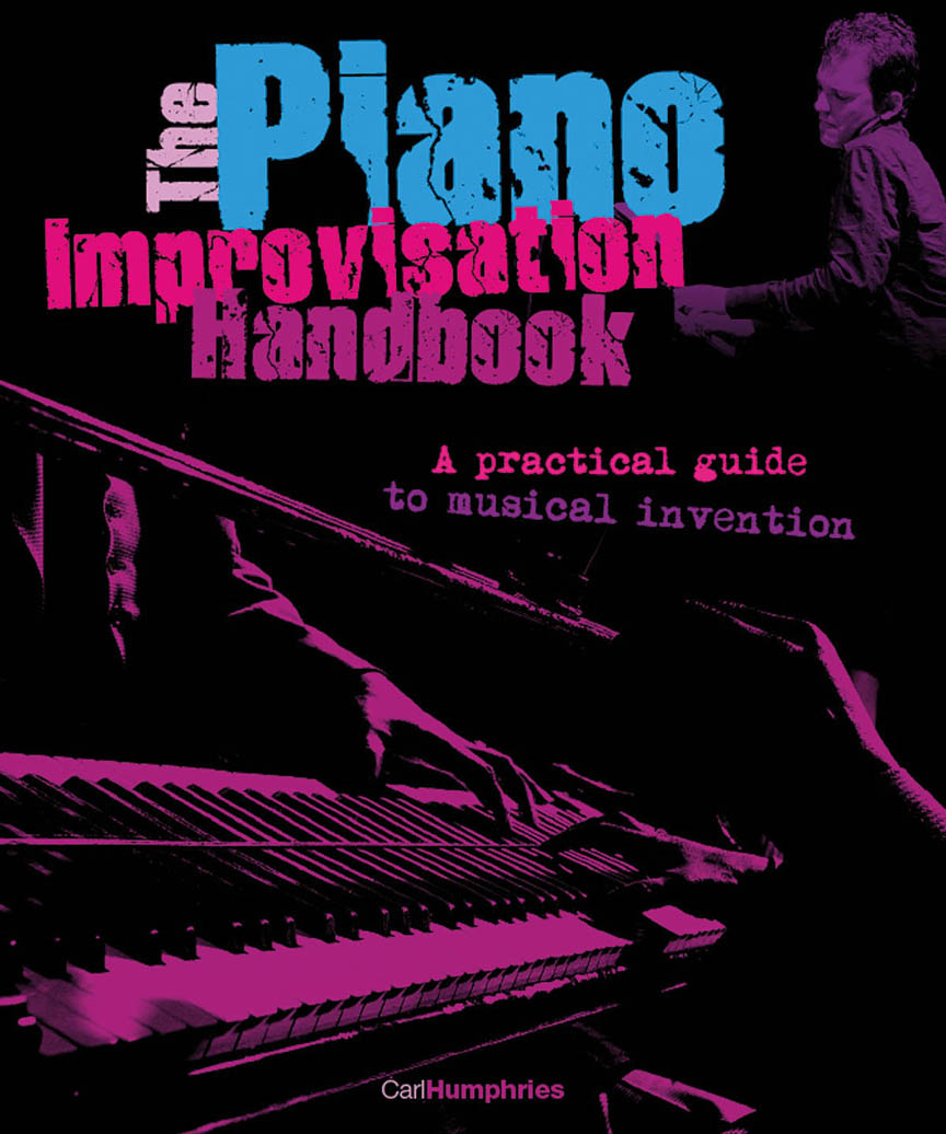 Product Cover for The Piano Improvisation Handbook