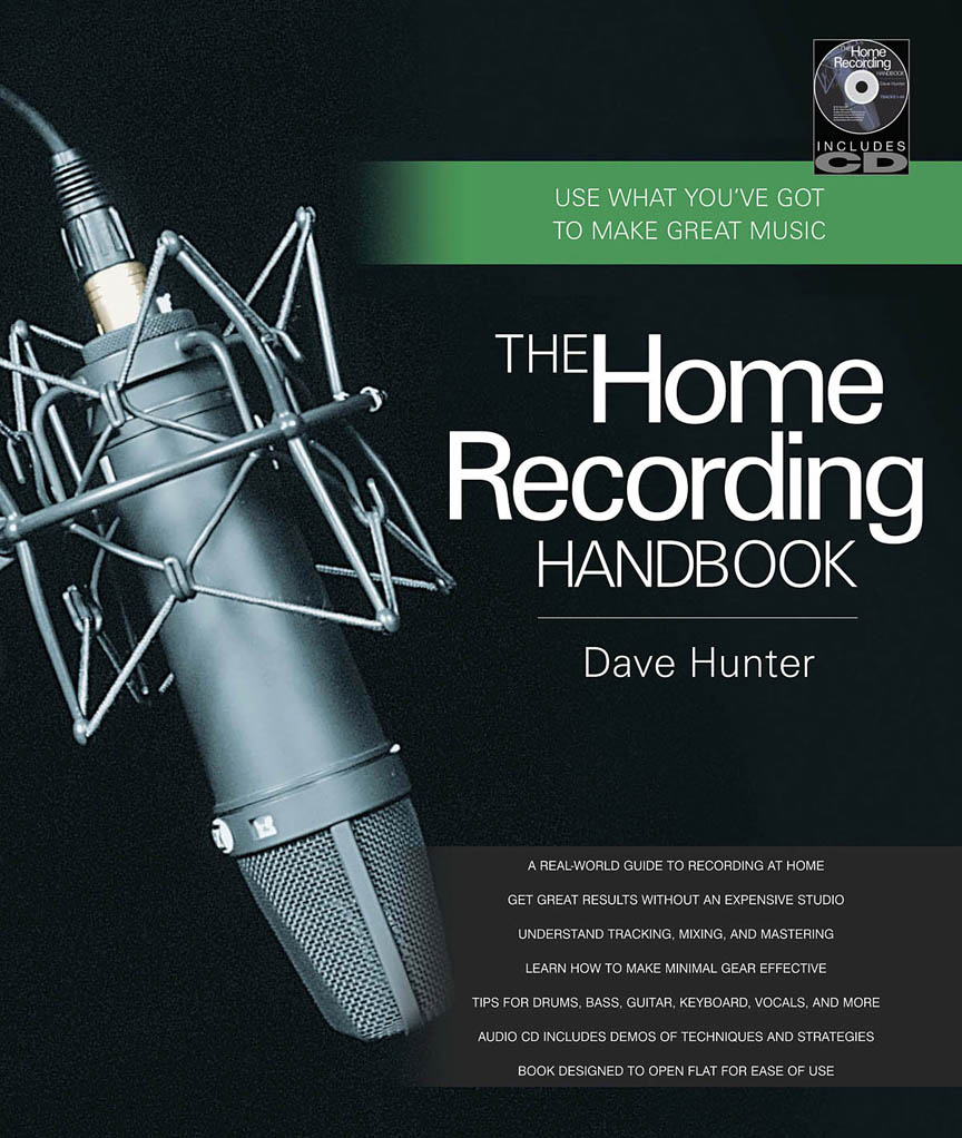 Product Cover for The Home Recording Handbook