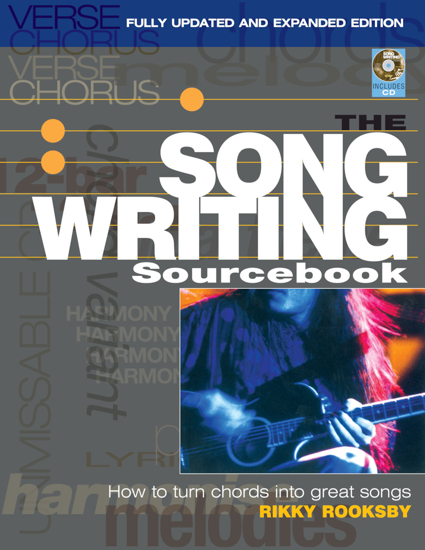 Product Cover for The Songwriting Sourcebook