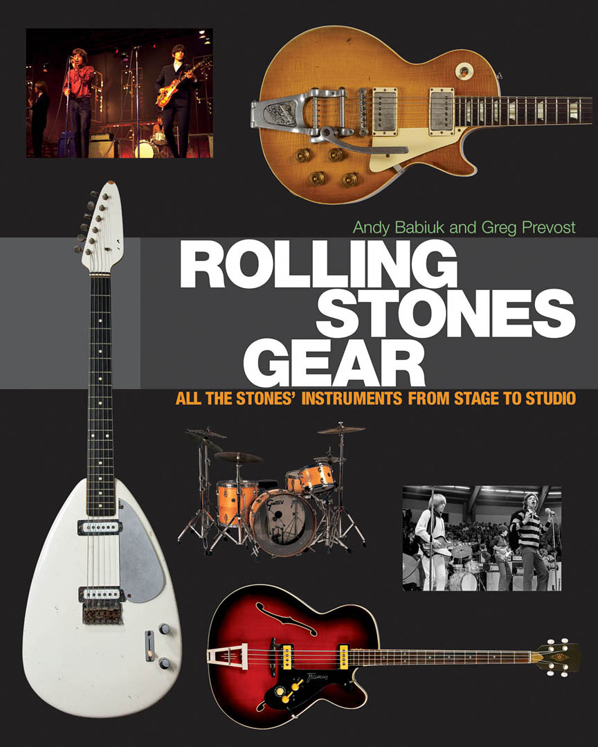Product Cover for Rolling Stones Gear