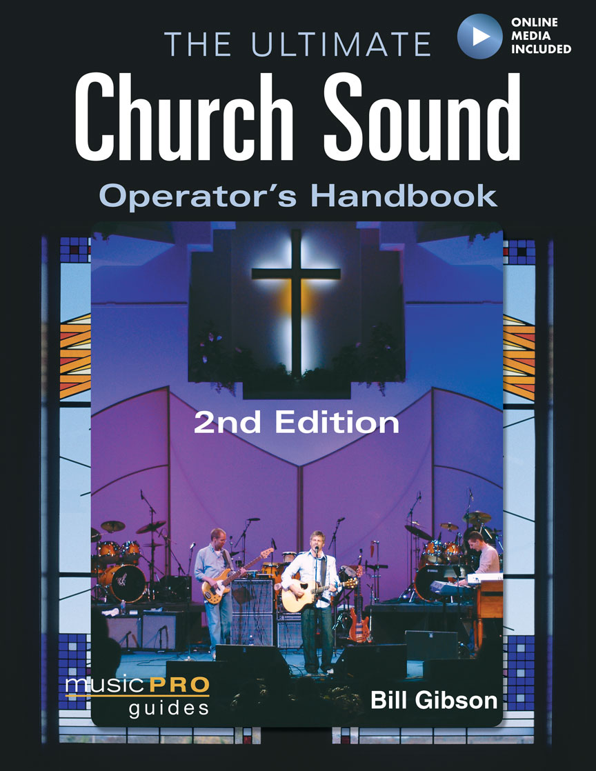 Product Cover for The Ultimate Church Sound Operator's Handbook – 2nd Edition