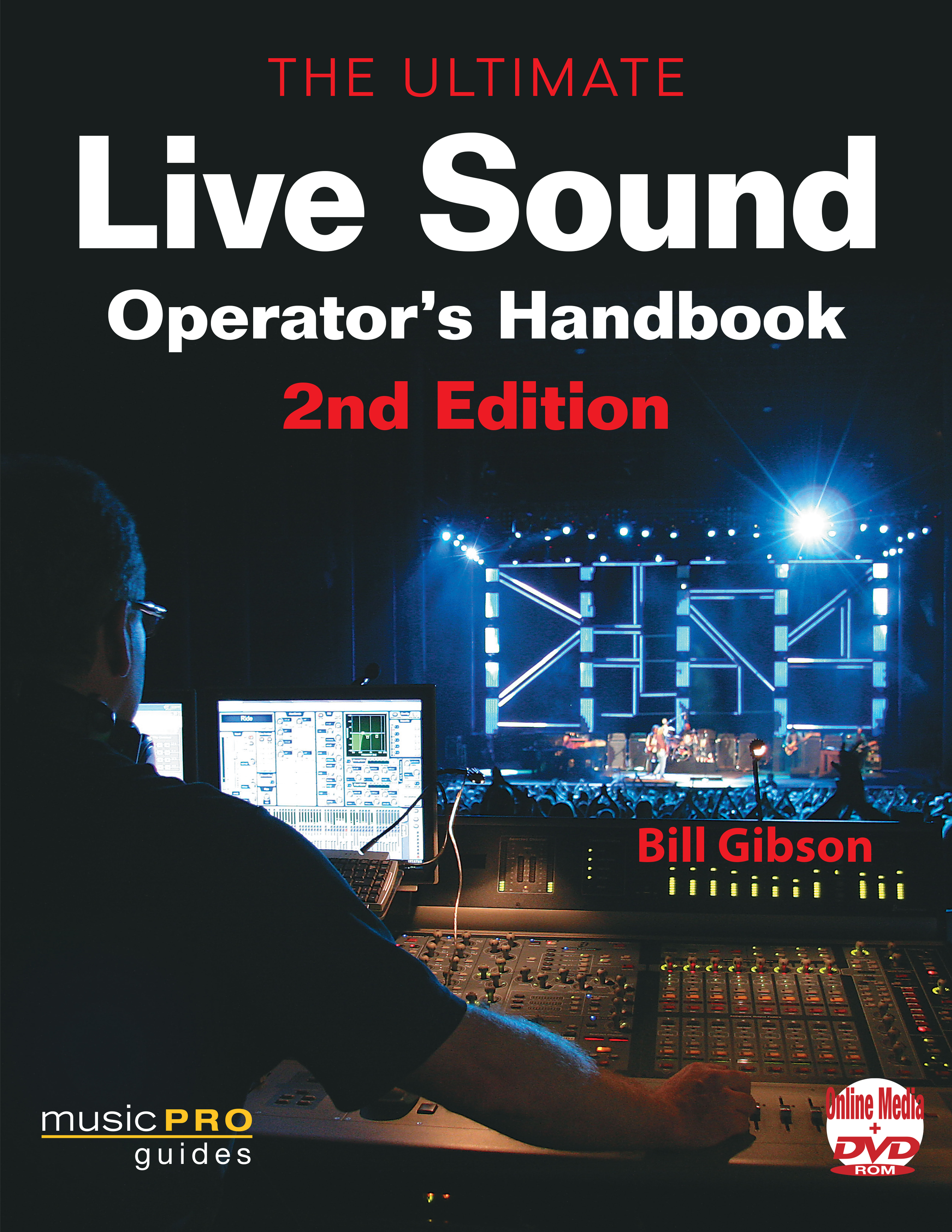 Product Cover for The Ultimate Live Sound Operator's Handbook – 2nd Edition