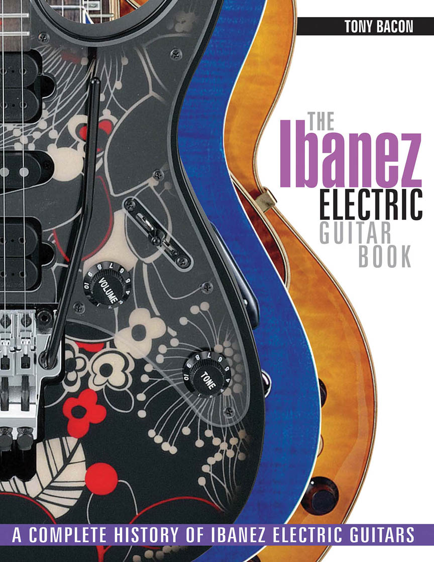 Product Cover for The Ibanez Electric Guitar Book