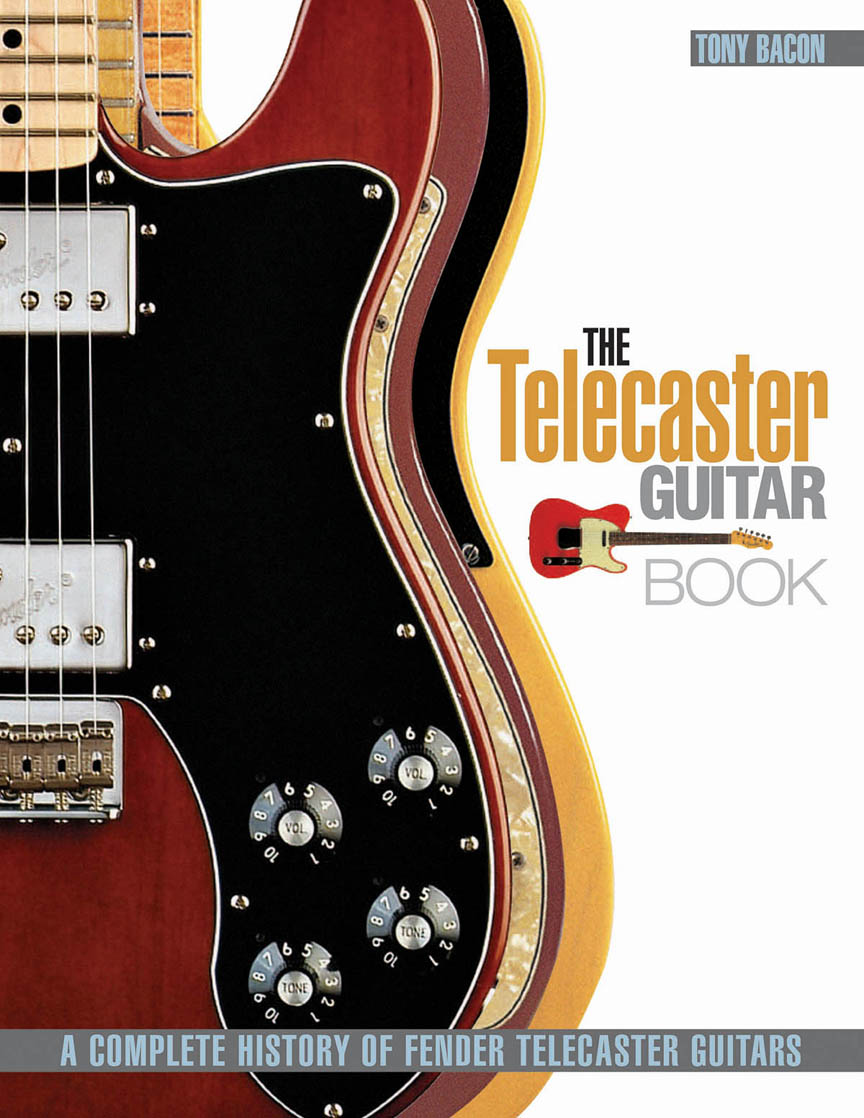 Product Cover for The Telecaster Guitar Book