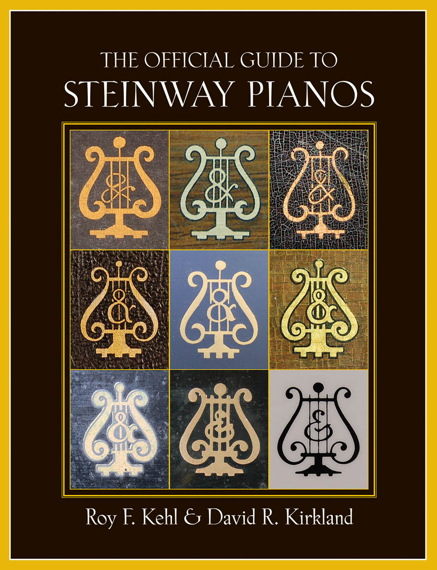 Product Cover for The Official Guide to Steinway Pianos