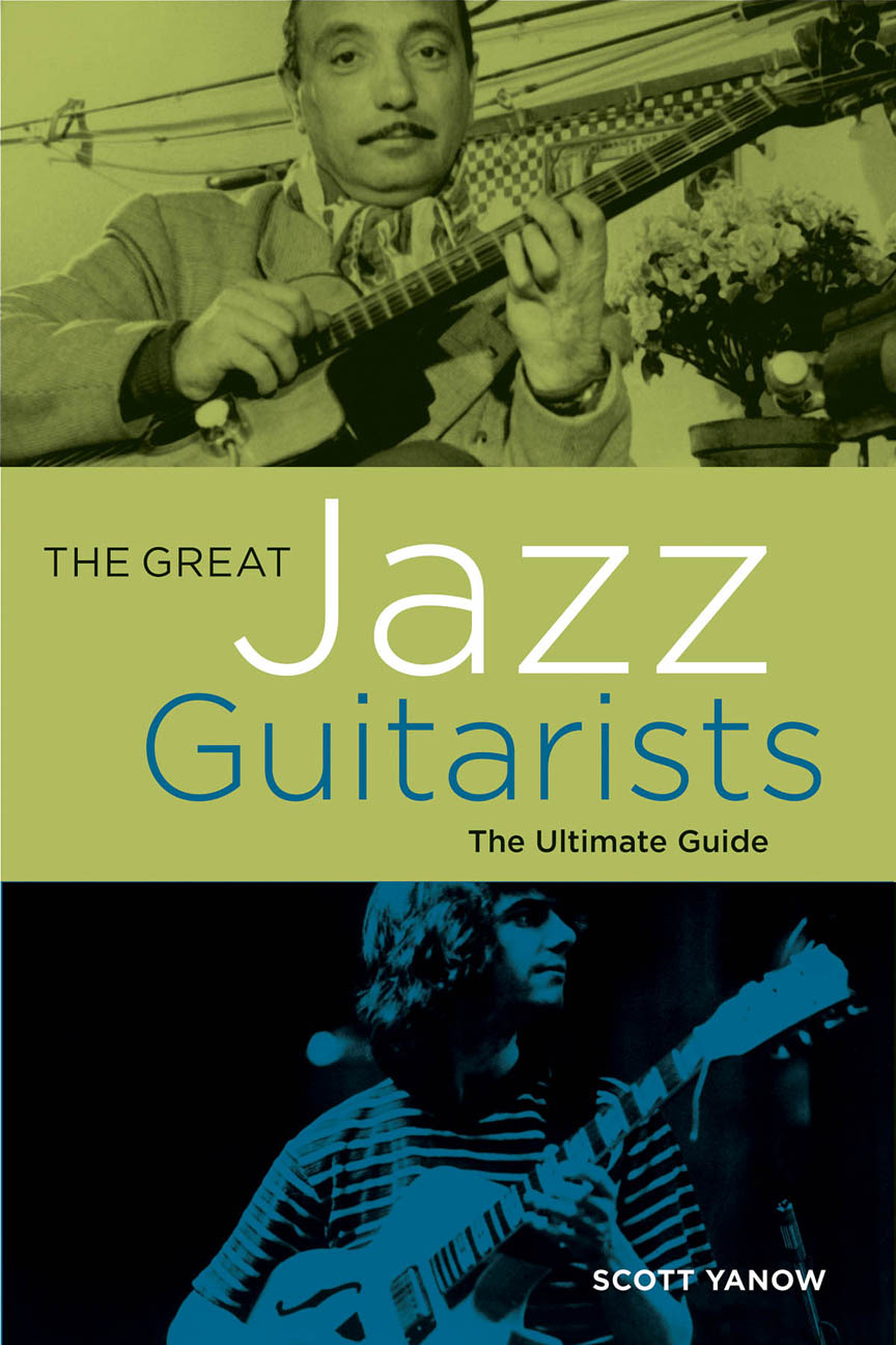 Product Cover for The Great Jazz Guitarists