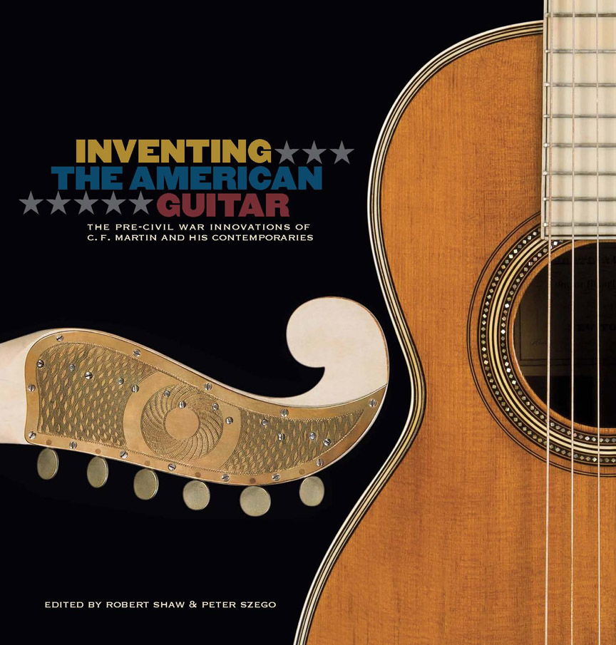 Product Cover for Inventing the American Guitar