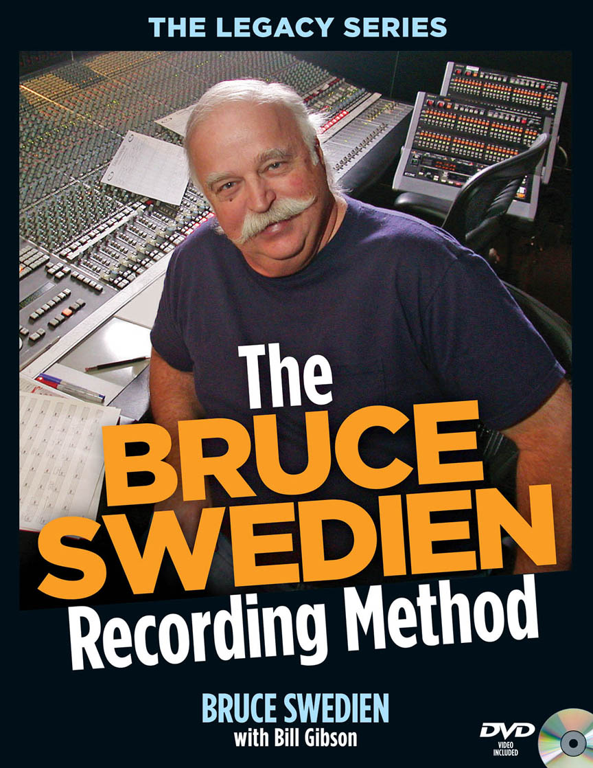 Product Cover for The Bruce Swedien Recording Method