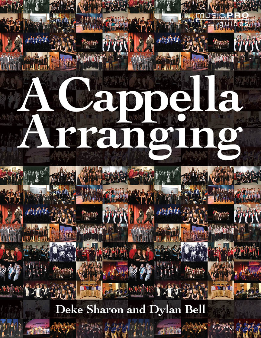 Product Cover for A Cappella Arranging