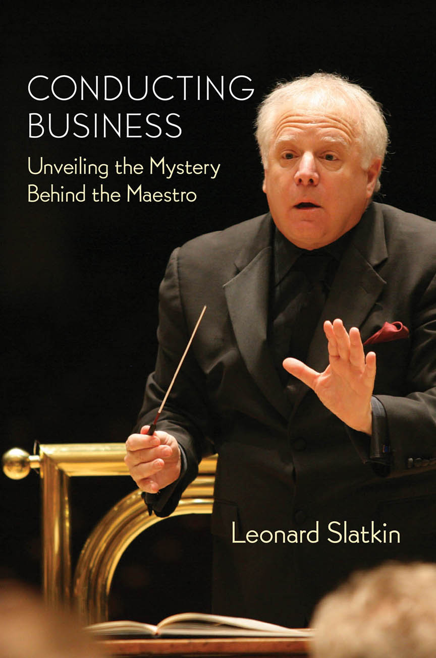 Product Cover for Conducting Business