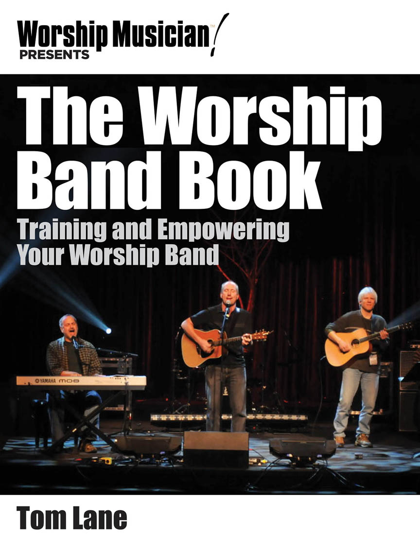 Product Cover for Worship Musician! Presents The Worship Band Book
