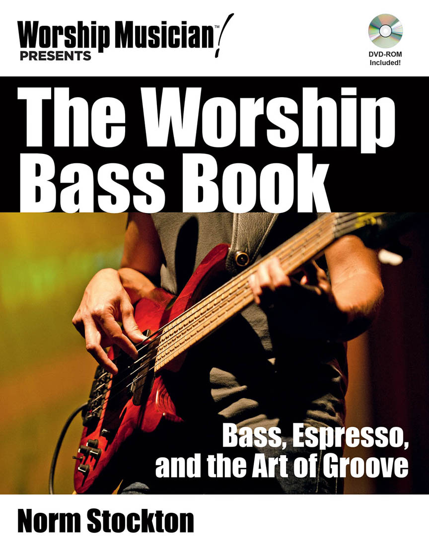Product Cover for The Worship Bass Book