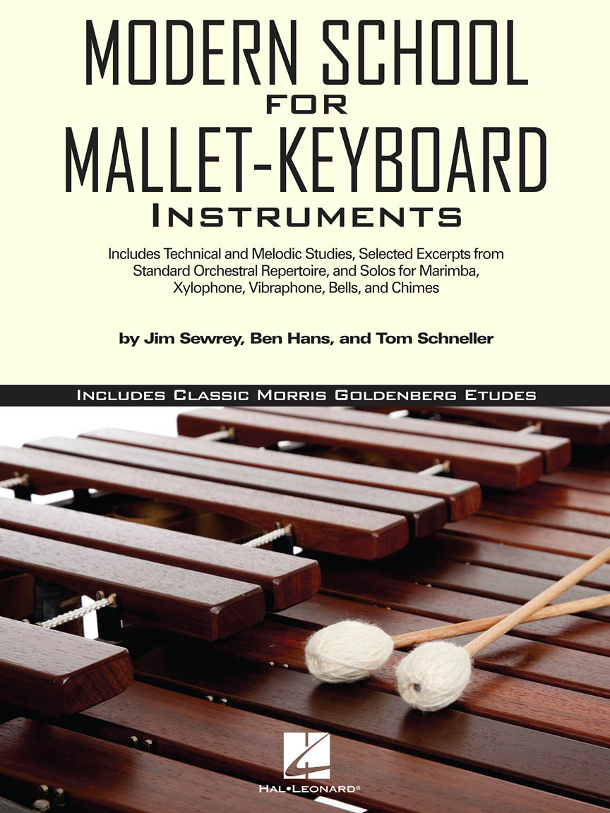 Product Cover for Modern School for Mallet-Keyboard Instruments