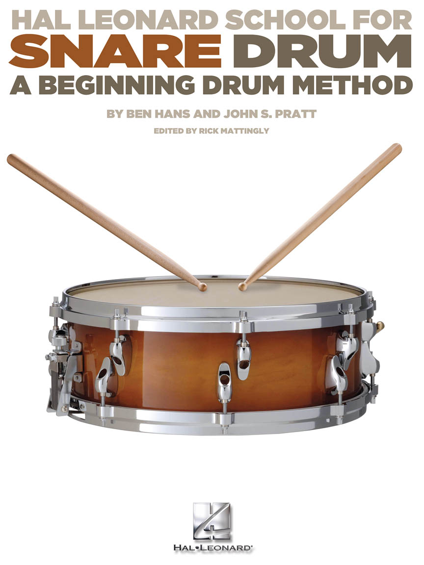 Product Cover for Hal Leonard School for Snare Drum