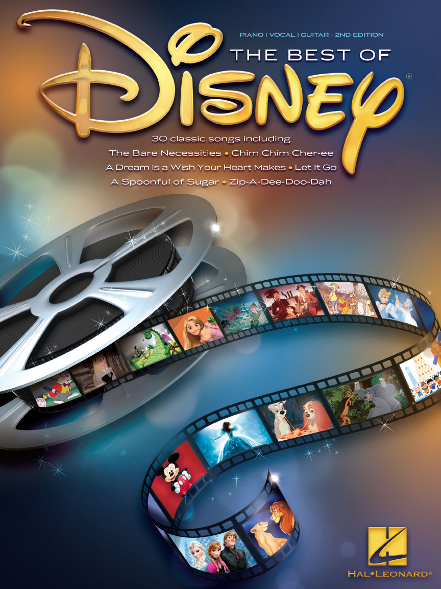 Product Cover for The Best of Disney – 2nd Edition