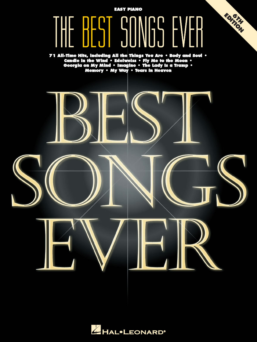 The Best Songs Ever – 6th Edition