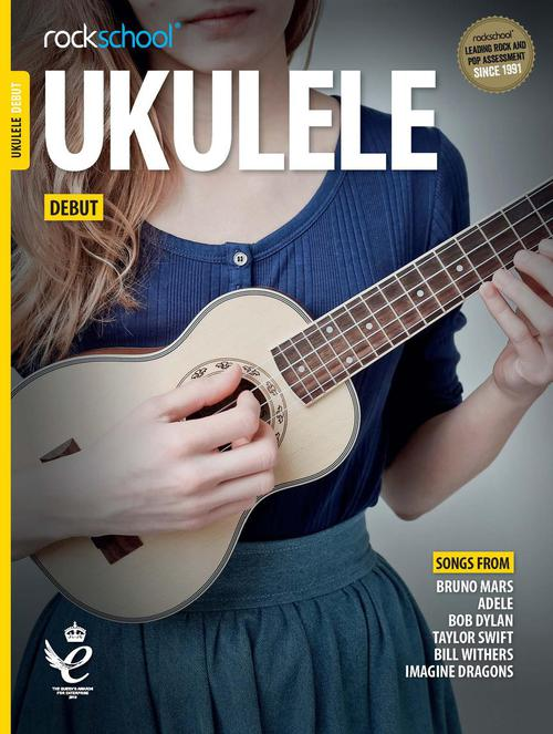 Product Cover for Rockschool Ukulele Debut