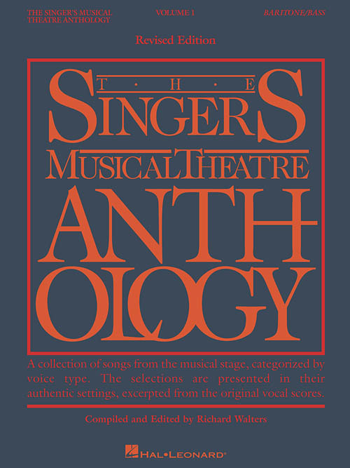 The Singer's Musical Theatre Anthology – Volume 1, Revised