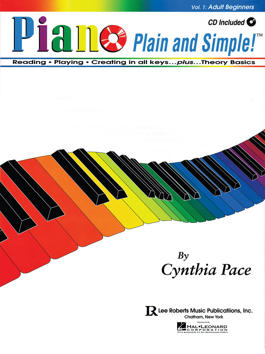 Product Cover for Piano Plain and Simple