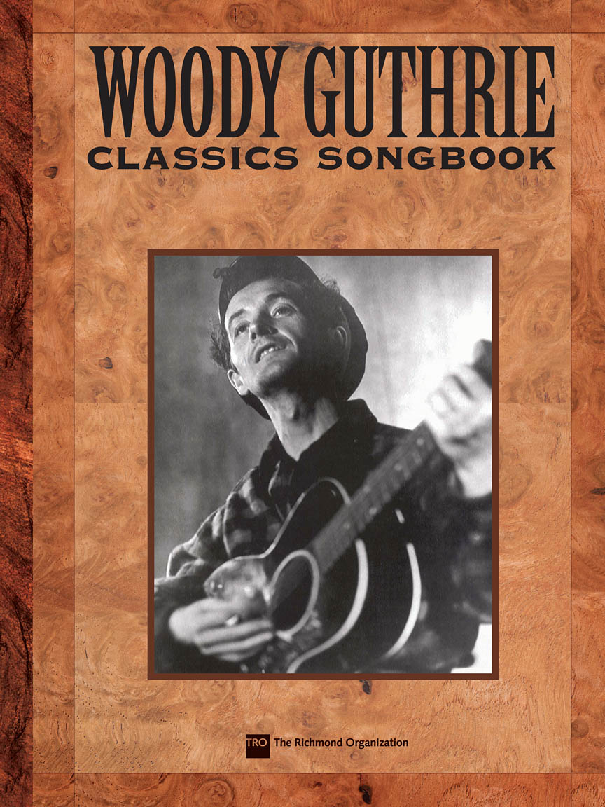 Product Cover for Woody Guthrie Songbook