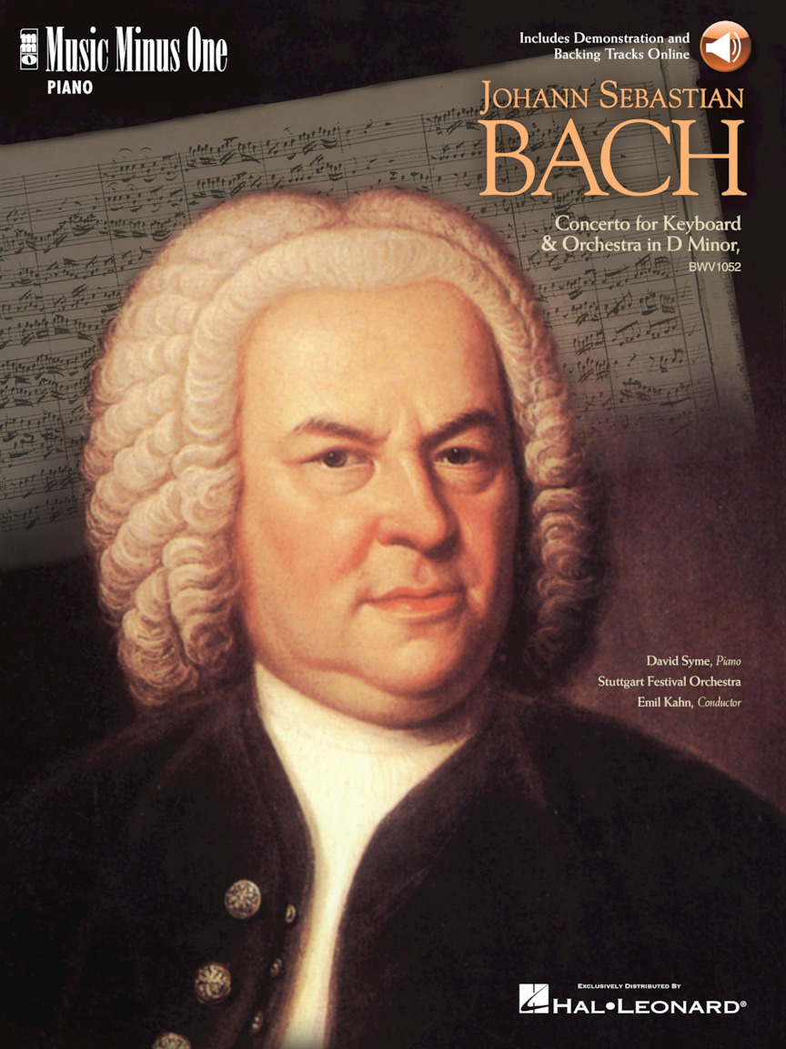 J.S. Bach – Concerto in D Minor, BMV1052