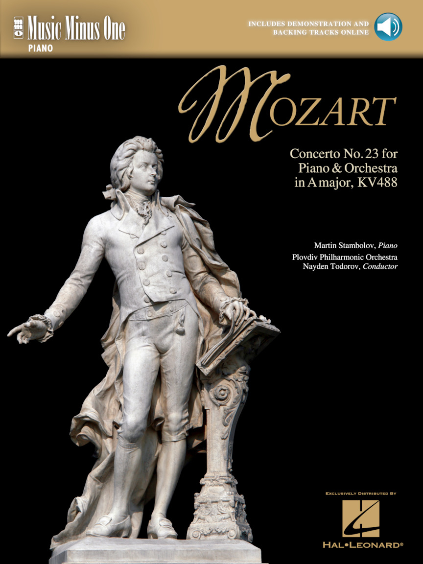 Product Cover for Mozart – Concerto No. 23 in A Major, KV488