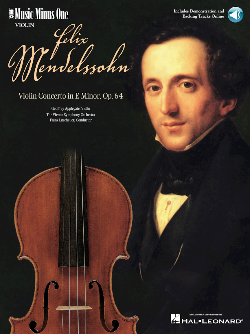 Product Cover for Mendelssohn – Violin Concerto in E Minor, Op. 64