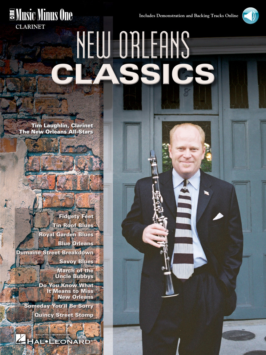Product Cover for New Orleans Classics
