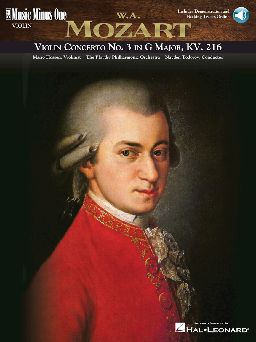 Mozart – Violin Concerto No. 3 in G Major, KV216