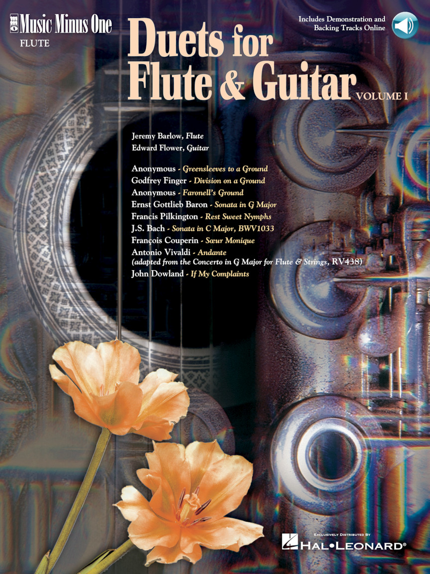 Product Cover for Flute & Guitar Duets – Vol. I