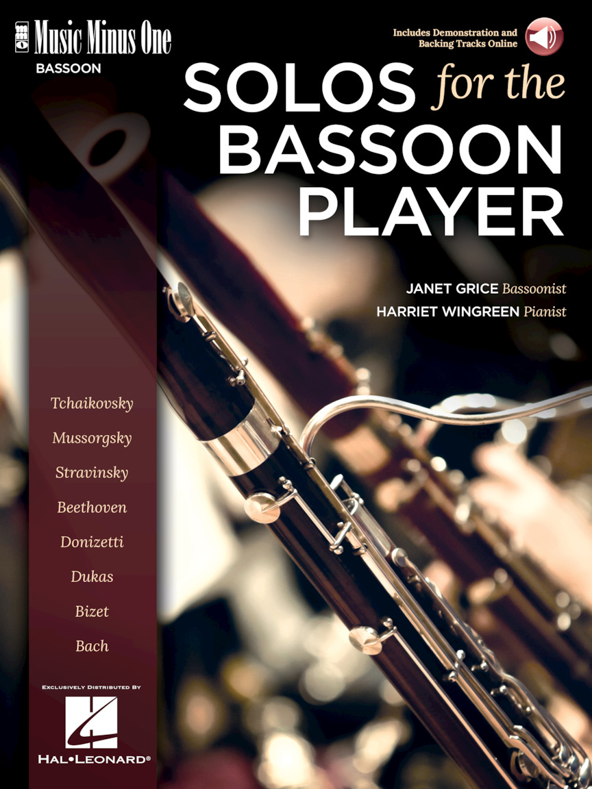 Product Cover for Solos for the Bassoon Player